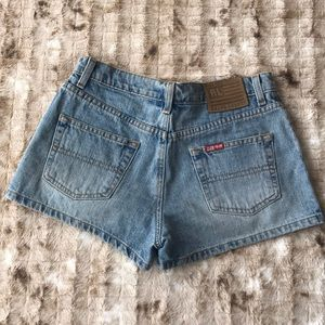 Vintage 1998 Ralph Lauren Denim Shorts.Size 4 💕🏖